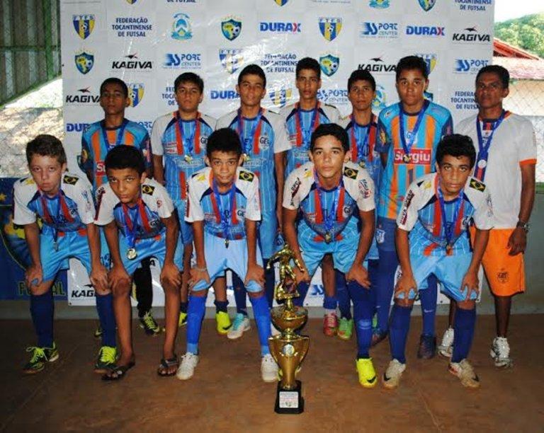 Get Paraíso conquista Campeonato Metropolitano de Futsal Sub-15 ... 09e7560b9b909