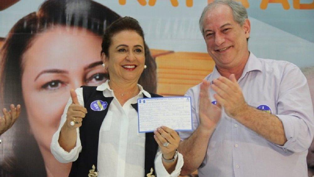 Senadora Kátia Abreu afirma que seguir como vice de Ciro Gomes é o maior desafio da sua vida - Conexão Tocantins - Portal de Notícias