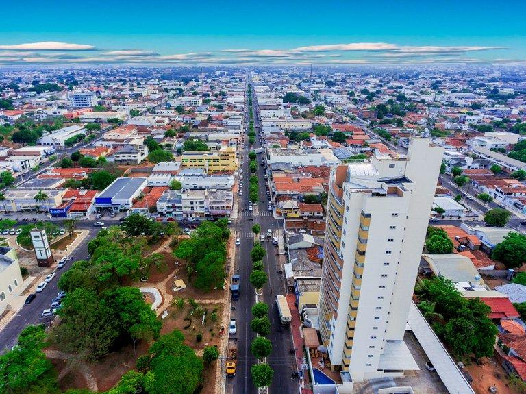 Gurupi Tocantins fonte: conexaoto.com.br