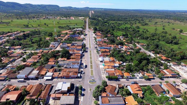 Bandeirantes do Tocantins Tocantins fonte: conexaoto.com.br